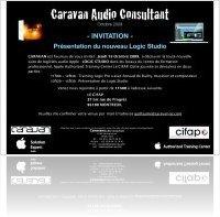 Evénement : Journée de présentation de Logic Studio au CIFAP le 15 octobre - macmusic