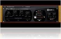 Plug-ins : SoundToys presents PanMan - A Rhythmic Auto-Panner Plug-in - macmusic