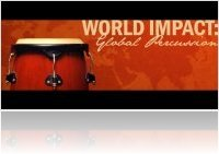 Virtual Instrument : Vir2 Instruments releases World Impact: Global Percussion - macmusic