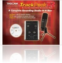 Computer Hardware : Tascam creates Track Pack Bundles for beginners - macmusic