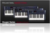 Computer Hardware : New M-Audio Oxygen Series Keyboards - macmusic