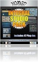 Plug-ins : Nomad Factory 'Integral Studio Pack' pour seulement 398$!! - macmusic
