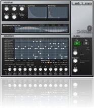 Instrument Virtuel : Tattoo - Premier instrument virtuel signé Audio Damage - macmusic