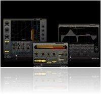 Plug-ins : Flux 'Mastering Pack' pour seulement $559 !! - macmusic