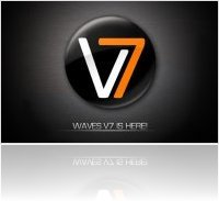 Plug-ins : Waves Version 7 available now - macmusic