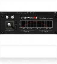 Plug-ins : A free plug-in from Brainwrox : bx_cleansweep - macmusic