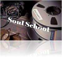 Music Software : Propellerhead releases Reason Soul School ReFill - macmusic
