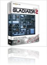 Instrument Virtuel : Gladiator 2 Complete chez Best Service - macmusic