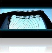 Virtual Instrument : Cinematique Instruments - Celtic Nylon Harp Out Now - macmusic