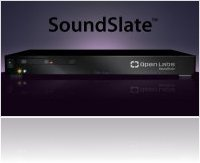 Computer Hardware : Open Labs introduces Soundslate - macmusic