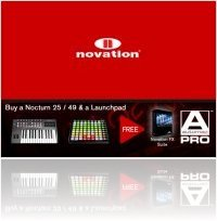 Computer Hardware : Free Novation software for Launchpad & Nocturn 25/49 owners - macmusic