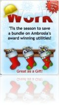 Music Software : The Ambrosia Holiday Bundle: 'Tis the Season to Save! - macmusic
