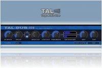 Plug-ins : Beta version of TAL-DUB-III by Togu Audio Line - macmusic