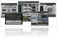 Virtual Instrument : Pro Tools Instrument Expansion Pack - macmusic