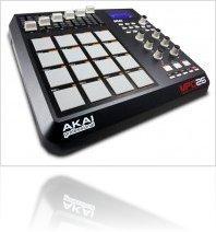 Informatique & Interfaces : Akai MDP26 - macmusic
