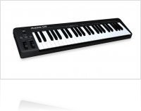 Computer Hardware : Alesis presents Q49 USB/MIDI keyboard controller - macmusic