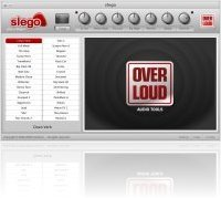 Plug-ins : Overloud releases Slego – Top Amp Modeling For Free - macmusic
