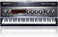Instrument Virtuel : MOTU BPM 1.0.5 et Electric Keys 1.0.2 dispo - macmusic