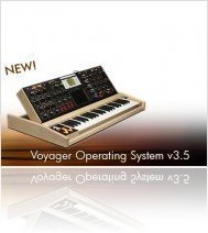 Music Hardware : Moog Voyager OS updated to version 3.5. - macmusic