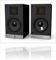 Audio Hardware : ADAM unveils the Speaker M Wireless Monitor - macmusic
