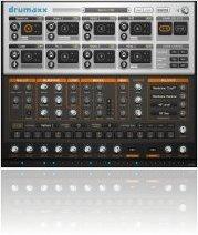 Instrument Virtuel : Percussions par modélisation physique chez Image Line - macmusic