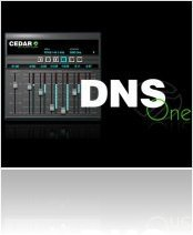 Plug-ins : Introducing the CEDAR DNS One dialogue noise suppressor - macmusic