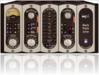 Audio Hardware : SPL expands RackPack series with RackPack 4 and De-Esser Module - macmusic