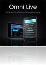 Virtual Instrument : Omni Live - Free Spectrasonics iPhone Remote app for Omnisphere - macmusic