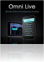 Instrument Virtuel : Pilotez Omnisphere avec votre iPhone - macmusic
