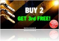 Plug-ins : D16 Group 'Buy 2 and Get 3rd Free' Promotion - macmusic