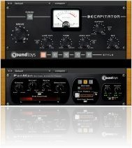 Plug-ins : SoundToys releases Decapitator & PanMan - macmusic