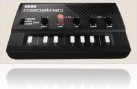 Music Hardware : Korg monotron - Palm-Sized Analog Power - macmusic
