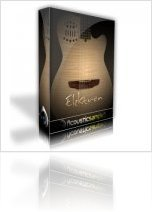 Instrument Virtuel : AcousticsampleS sort Elektron - macmusic