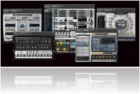 Virtual Instrument : Pro Tools Instrument Expansion Pack Released - macmusic