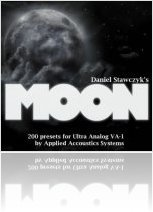 Virtual Instrument : Daniel Stawczyk's 'MOON' Sound Bank for Ultra Analog VA-1 - macmusic