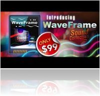 Virtual Instrument : UVI SoundSource introduces WaveFrame Sound Collection - macmusic