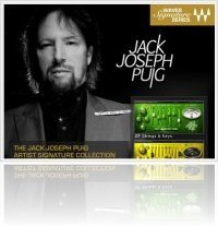 Plug-ins : Waves Jack Joseph Puig Artist Signature Collection - macmusic