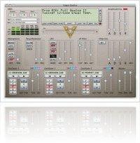 Instrument Virtuel : Vogue Quattro - synthé virtuel gratuit pour Mac - macmusic
