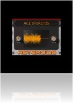 Instrument Virtuel : ACE Steroids Grand Bundle - 208 patches pour le synthé virtuel ACE de u-he - macmusic