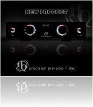Audio Hardware : Drawmer HQ - Monitor Pre-Amp - macmusic