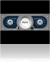 Plug-ins : Free Elysia niveau filter plug-in - macmusic