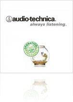 Industrie : Opération Reloaded - Audio-Technica reprend toujours votre ancien micro 50€ ! - macmusic