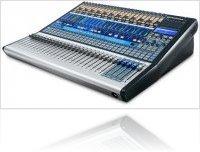 Audio Hardware : PreSonus StudioLive 24.4.2 Digital Mixer Now Shipping - macmusic