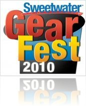 Event : GearFest 2010 big Expo at Sweetwater - macmusic