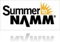 Evénement : Les vidéos du Summer NAMM 2010 - macmusic