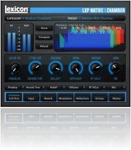 Plug-ins : Lexicon ships LXP Native Reverb Plug-in Bundle - macmusic