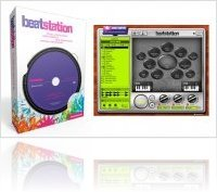 Music Software : Toontrack ships Beatstation - macmusic