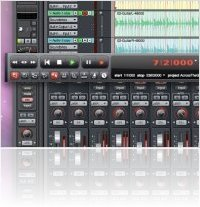 Music Software : MOTU releases Digital Performer 7.2 - macmusic