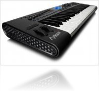 Music Hardware : Next Generation M-Audio Axiom Keyboard Controller Series - macmusic