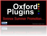 Plug-ins : Sonnox Summer Promotion at DontCrack.com - macmusic